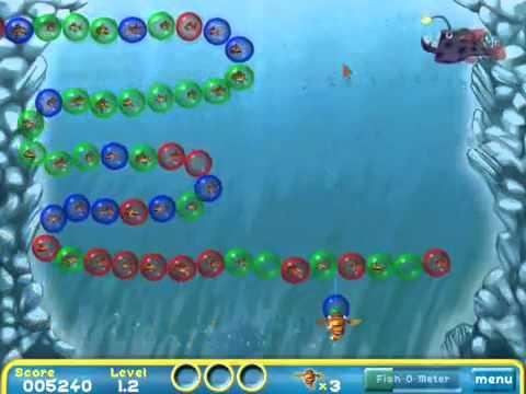 Bubblefish Bob PC GamePlay Trailer By PirateWarrior666