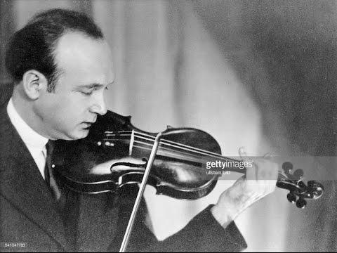 Szigeti Plays Prokofiev:Violin Sonatas#1 ,#2  & Violin Concerto#1 in D