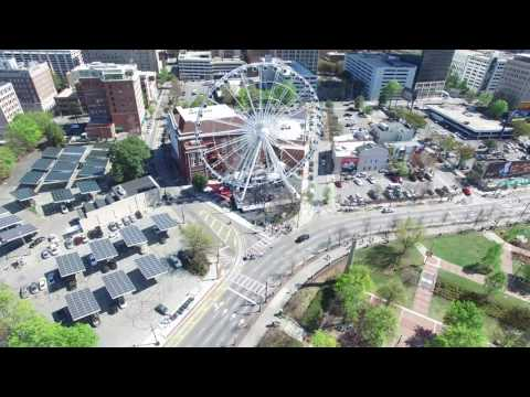 Atlanta drone vid thanks to the best pilot in the world Liam