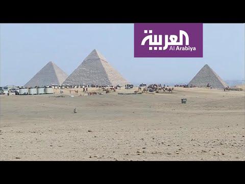 السياحة المصرية تتجاهل قرار حظر الطيران البريطاني  - نشر قبل 4 ساعة
