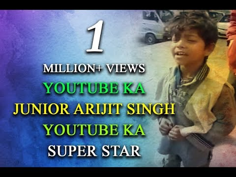 God Gift Voice | Indian Kid Singing a Song - Mohabbat Barsa Dena Tu
