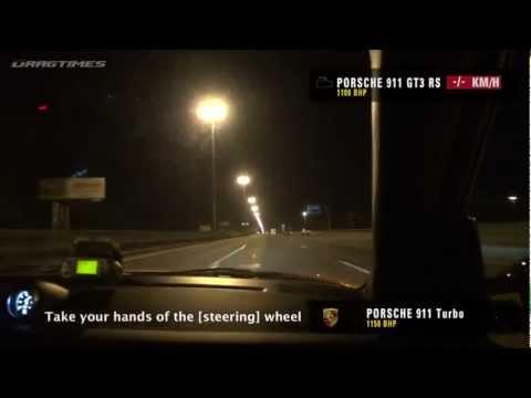 Porsche 9ff GT3 RS vs 911 Turbo Protomotive 1200 vs GT-R AMS Alpha 12