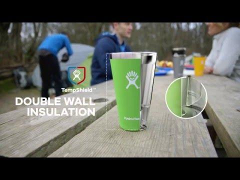 Hydro Flask True Pint Video (HD)