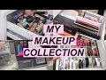 MAKEUP COLLECTION OF A 14-YEAR OLD 2017!!!