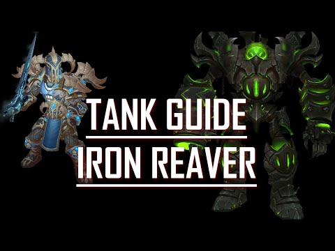 Blood death knight guide for iron reaver hellfire citadel 6 2