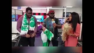 Libya 2 - 3 Nigeria | Victory Song