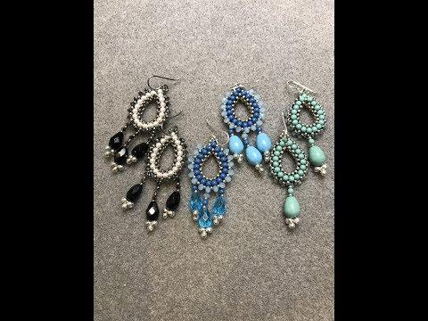 Summer Solstice Earrings