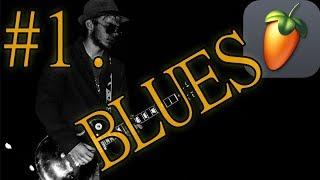 #1. [FL12] Nagrywamy BLUESA - Nagranie gitary, perkusja [Poradnik PL]