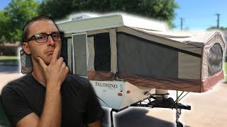 5 Things I Wİsh I Knew Before Buying a Pop Up Camper