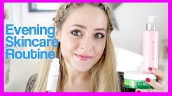My Evening Skin Care Routine | Fleur De Force | ad
