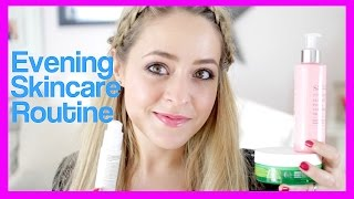 My Evening Skin Care Routine | Fleur De Force | ad