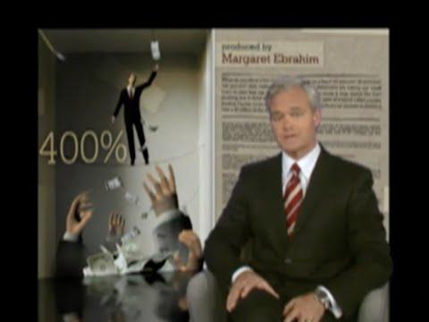 60 Minutes: 400% Loans - Predatory Lending