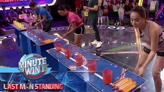 Pencil Partners | Minute To Win It - Last Man Standing