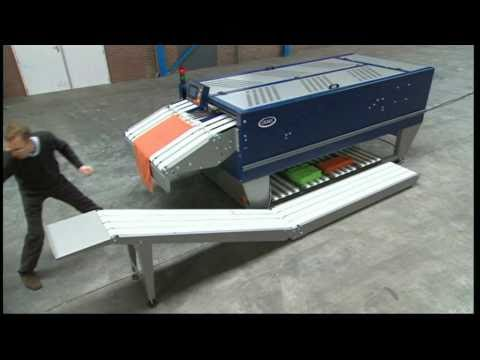 Olma OBIFOLD super towel folder (general video)