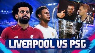 FIFA 19 | LIVERPOOL pokona PSG?! [PLKD VS URBIX]