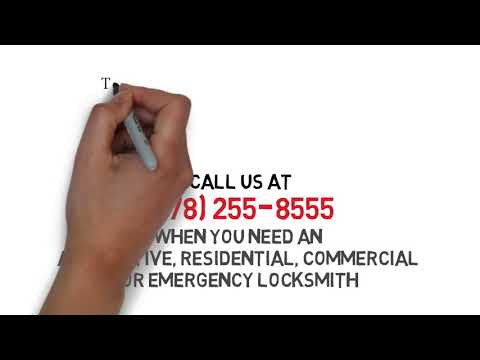 Locksmith Dunwoody, (678) 255-8555, Atlanta Fast Locksmith LLC