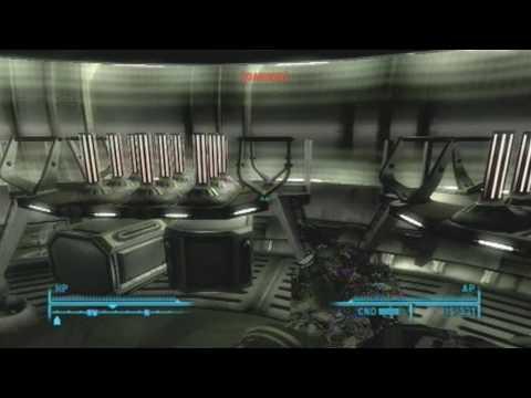 Fallout 3: Mothership Zeta DLC: This Galaxy Ain't Big Enough... - Experimental Lab  