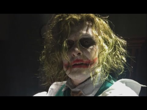 Reece - Doctor Delivered Baby Dressed As The Joker