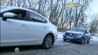 видео Как завести машину с толкача