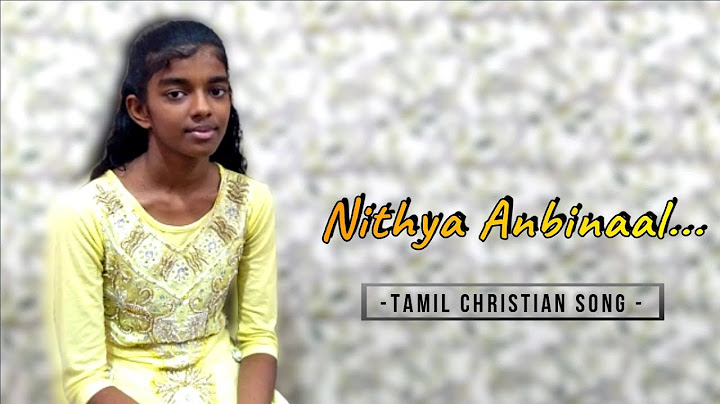 nithya snehathal tamil version  tamil christian song  jeba ancy