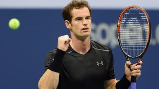 Andy Murray defeats David Goffin to reach semi-finals of Shanghai Masters