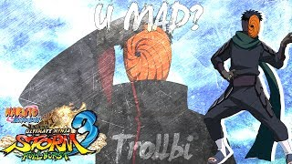 Naruto storm 3: Naruto is a naughty boy