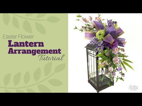 easter-lantern-flower-arrangement-tutorial-|-lantern-swag-diy-|-lantern-topper