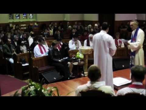 Ordination Service for Reverend DR Raymond Joso