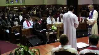 Ordination Service for Reverend DR Raymond Joso