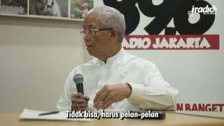 #IRadioNamu Arief Rahman (Tokoh Pendidikan)