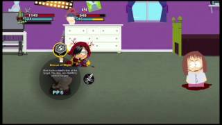 south park the stick of truth shelly marsh boss fight on hardcore difficulty