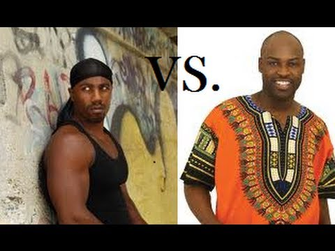 African American vs. African (Photo Credit: YouTube)