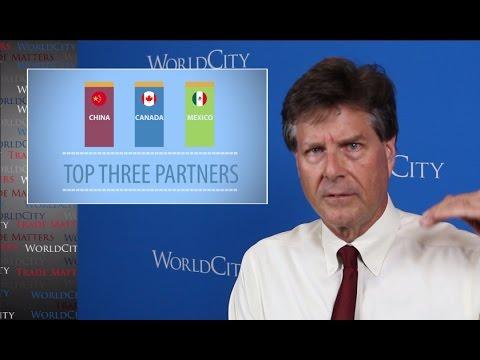 Trade Matters: Top Ten US Trade Partners