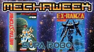 Mechaweek 2: Metal Storm / Ranger X