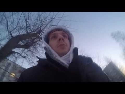 Заводим Рено Лагуна 3 в мороз минус 22 1.6 бензин