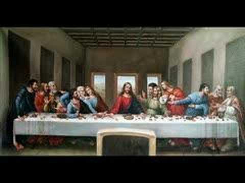 Hidden Music In Da Vinci S The Last Supper Youtube