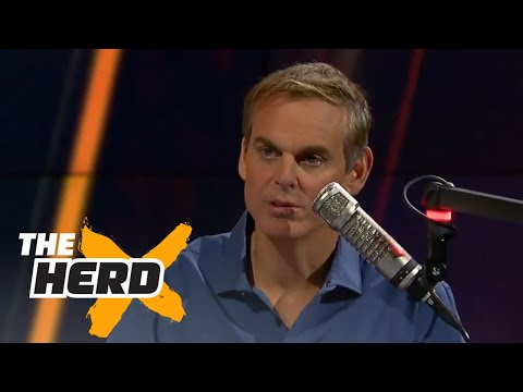 Cowherd: I like 'cool' quarterbacks and Andy Dalton is a nerd | THE HERD