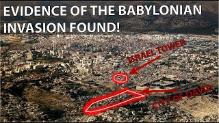 Evidence of the Babylonian destruction of Jerusalem