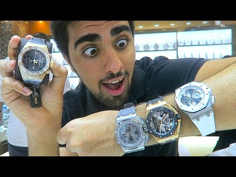 1 MILLION DOLLAR WATCH !!!