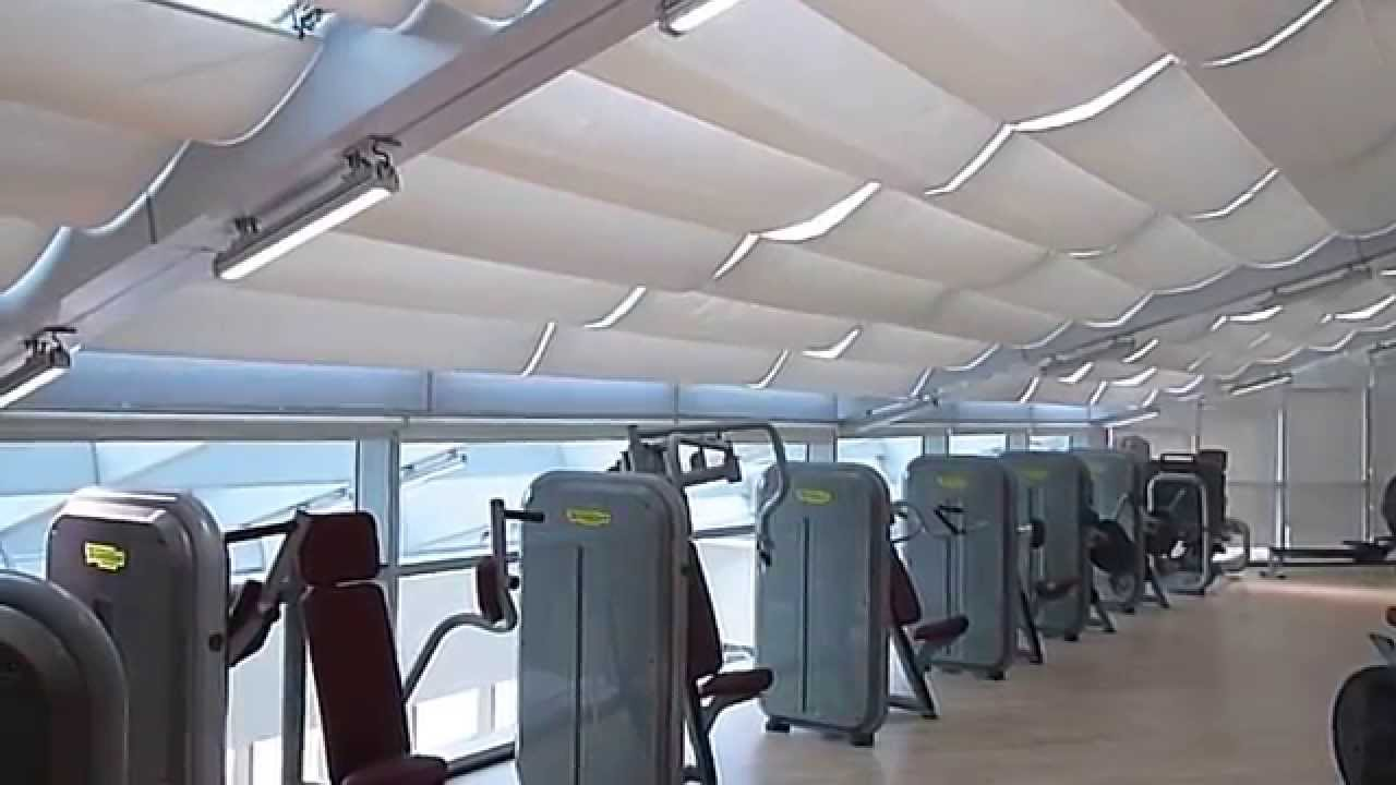 Toso Supertrac Motorized Skylight Shades Youtube