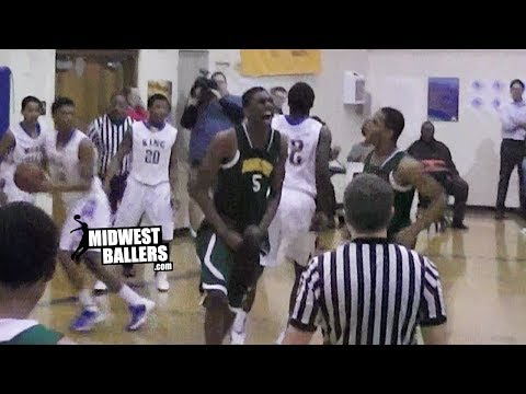 Kevon Looney And Milwaukee Hamilton Defeat King To CLINCH CONFERENCE!!!