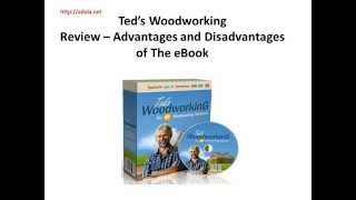 Ted's Woodworking Review – Advantages And Disadvantages Of The Ebook - Adola.net