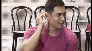 Aamir Khan Reveals 'Dhoom 3' Hairstyle: Gushes About 'Ek Tha Tiger' Trailer