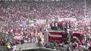 Konser Salam 2 Jari Menuju Kemenangan Bersama Jokowi JK
