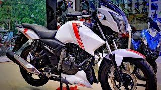 Apache RTR 160 Race Edition 2.0 || Special Edition|| Full review