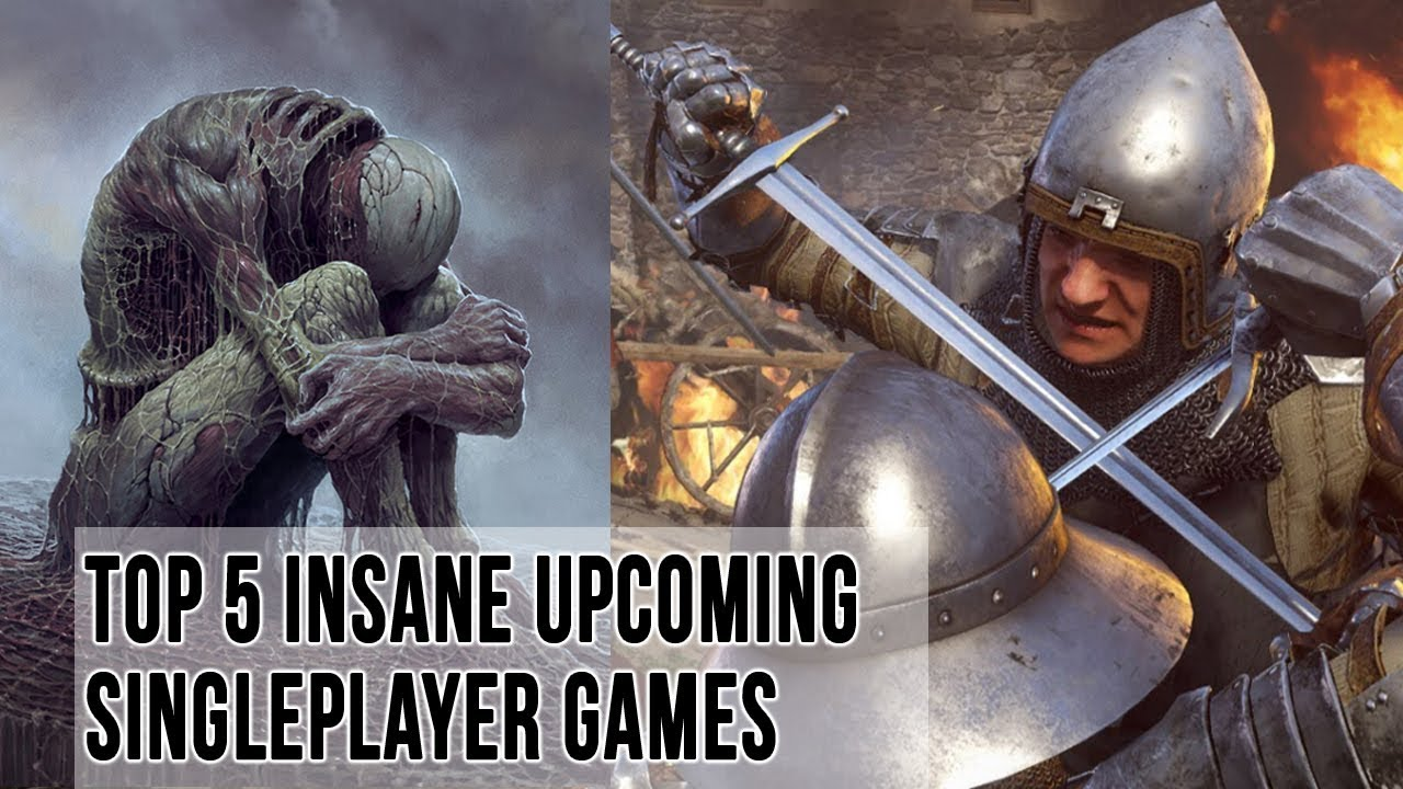 Top 5 Insane Upcoming Singleplayer Games In 2018 Ps4