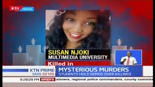 The post mortem for Strathmore university student Kenneth Abom is out