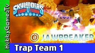 Skylanders Trap Team 1 Dark Edition Exclusive Gameplay HobbyGamesTV