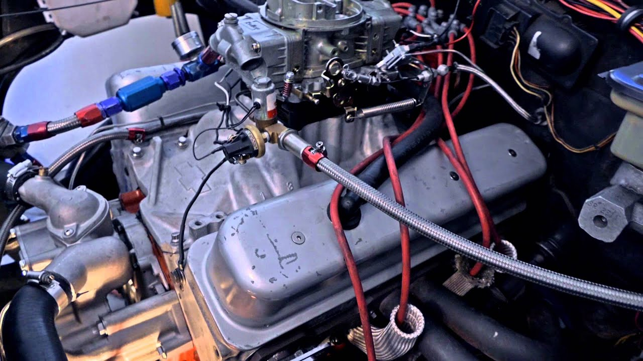 V8 S10 Cammed Lt1 Carb Setup Quot Built Not Bought Quot Youtube