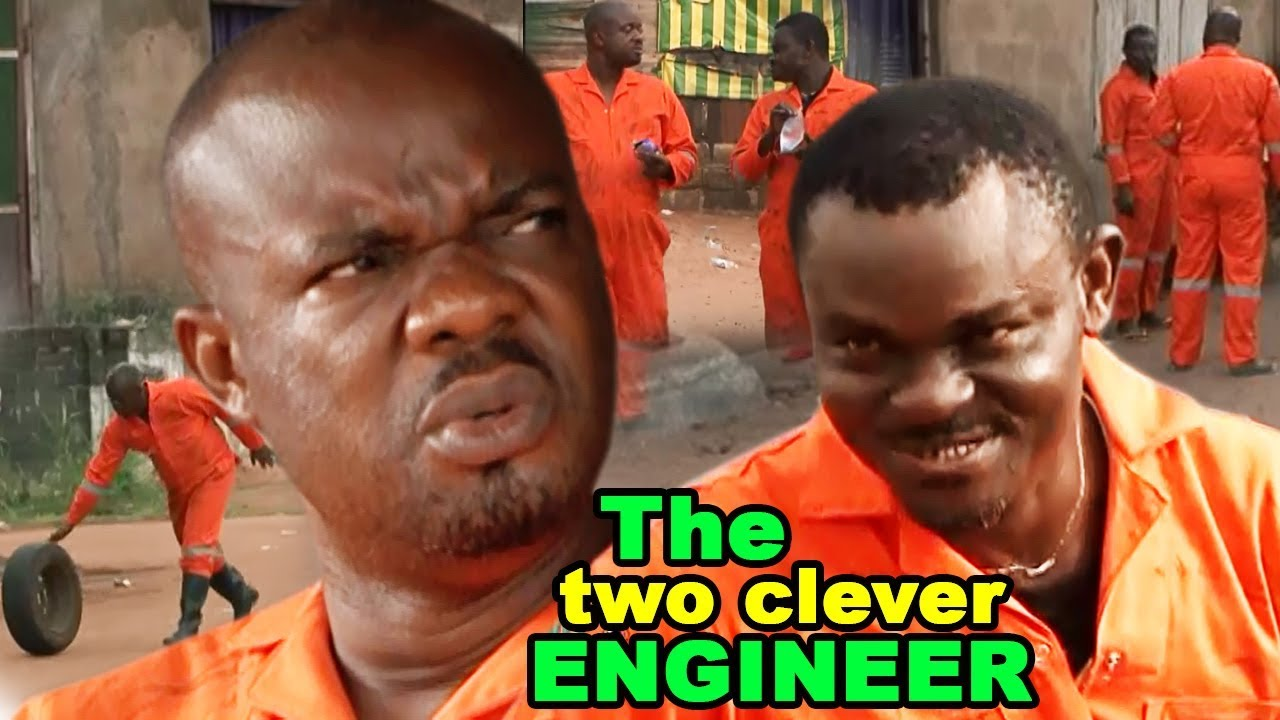 Download The Two Clever Engineers 2 - Charles Onojie Comedy Nigerian/Latest Movie Full HD